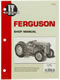 Ferguson 20 Workshop Manual