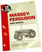Massey Ferguson 35/35x Workshop Manual