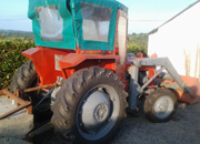 MF35 tractor for sale