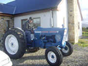 Ford 4000 Tractor for Sale
