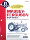 Workshop Manual for Massey Ferguson 65 Tractors