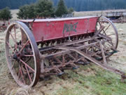 Pierce Seed Drill for Sale