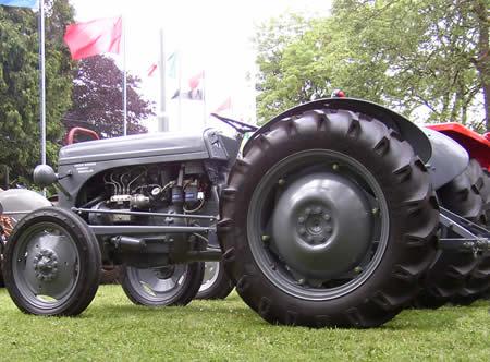 Ferguson 20 Tractors