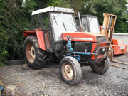 Zetor 8111 Tractor for Sale