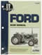 Fordson Major Workshop Manual