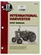 International B414 Workshop Manual