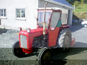 1963 Massey Ferguson 35 Tractor for sale