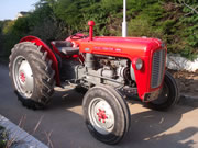 Massey Ferguson 35X Tractor for Sale
