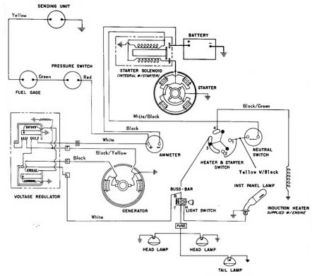 MF35 Wiring Diagram